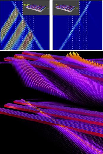 Raum-Zeit-Symmetrie / Bild: Christoph Bersch