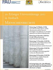 Erlanger_Universitaetstage_2012_Ansbach_Plakat