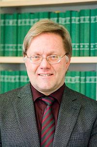 Prof Max Emanuel Geis (Bild: FAU)