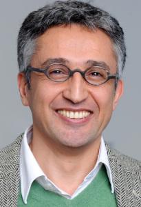 Prof. Vahid Sandoghdar (Bild: Humboldt Stiftung / David Ausserhofer)