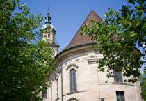 Universitätskirche Erlangen (Bild: FAU)