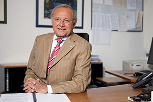 Prof. Dr. Wolfgang Franz (Bild: Zentrum für Europäische Wirtschaftsforschung)