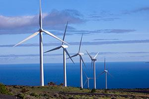 Windkraftanlage (Bild: veer.com)