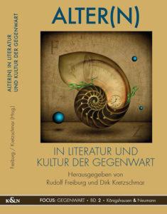 Sammelband Alter(n) in Literatur und Kultur der Gegenwart