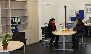 Studien-Sevice-Center an der Phil Fak (Bild: FAU)