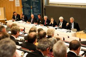 Hochschulrektorenkonferenz 2013 in Nürnberg (Bild: FAU)
