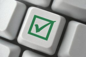 Online abstimmen (Bild: Panthermedia)