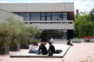 Das Südgelände der FAU – dort befindet sich die Technische und die Naturwissenschaftliche Fakultät. (Bild: FAU)