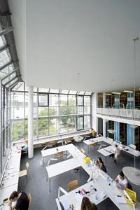 Bibliothek (Bild FAU/David Hartfiel)