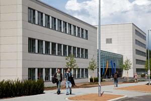 Neubau Mathematik und Informatik (Bild: FAU/Erich Malter)