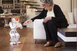 Roboter als Haushaltshilfe - In Zukunft vielleicht keine Science Fiction mehr. (Bild: Aldebaran Robotics)