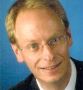 Prof. Dr. Robert Freitag vom Fachbereich Rechtswissenschaft (Foto: Privat)