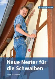 """Buchcover """"Neue Nester für die Schwalben"""". (Bild: Stachelbart- Verlag)"""