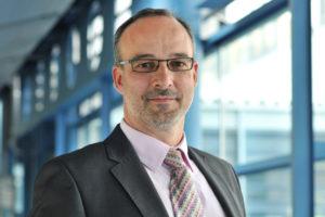 Dr. Albrecht Bender ist der neue Kaufmännische Direktor des Universitätsklinikums Erlangen. (Bild: Universitätsklinikum Erlangen)