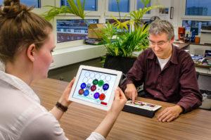 Wissenschaftler der FAU forschen an einem Demenztest für das digitale Zeitalter (Bild: FAU)