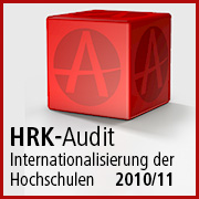 HRK Audit Seal: Internationalisation at universities