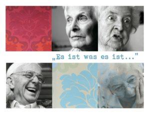Fotografien über das Alter(n) stellt Karen Köhler am Institut für Psychogerontologie der FAU aus. (Bild: Karen Köhler)