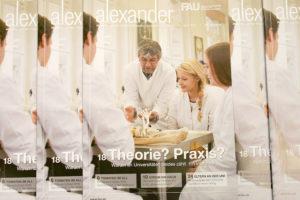Das aktuelle Cover des alexander (Bild: FAU)