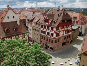 Albrecht Dürer Haus (Foto: Birgit Fuder/Stadt Nuernberg)