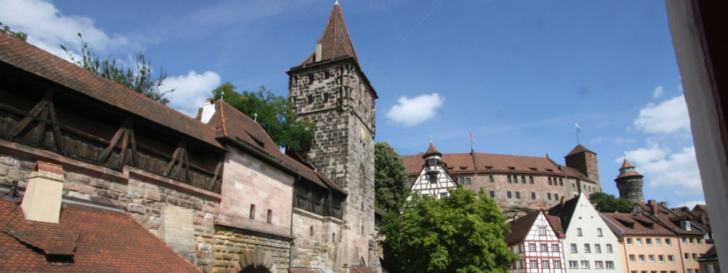 Nuremberg Castle (Image: Uli Kowatsch)