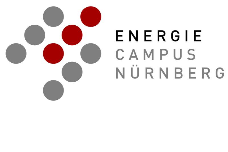 Logo des Energiecampus Nürnberg