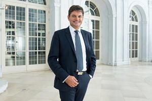 Prof. Dr. Joachim Hornegger, Präsident der FAU