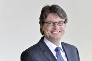 Prof. Dr. Joachim Hornegger, Vizepräsident für Forschung an der Friedrich-Alexander-Universität Erlangen-Nürnberg (Bild: FAU)