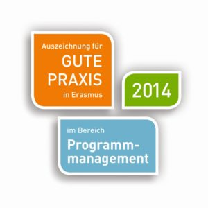 FAU is certified for good practice in Erasmus in the area of programme management