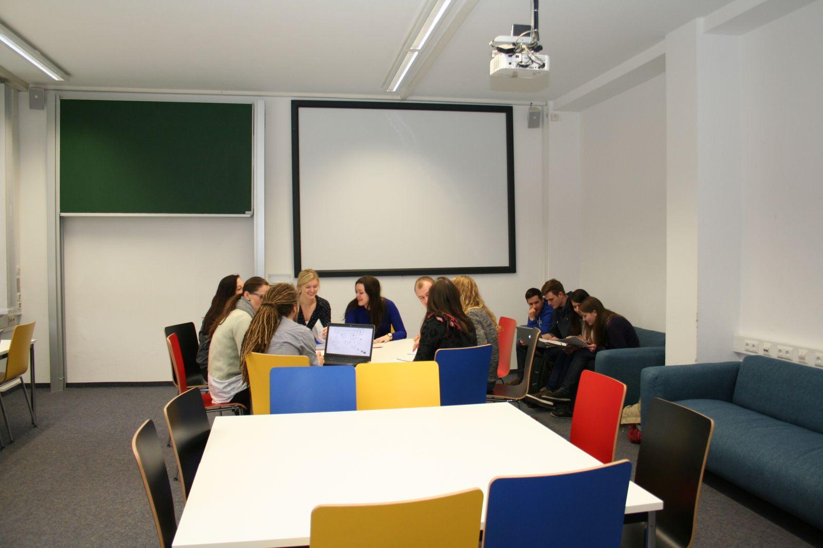 Neue Aufenthaltsräume für Studierende › Friedrich-Alexander ...