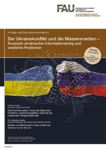 Plakat Ukrainekonflikt