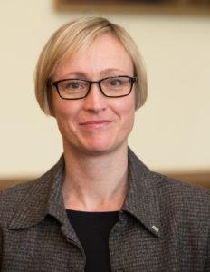 Prof. Dr. Antje Kley bleibt Vizepräsidentin für Lehre. (Bild: FAU/Erich Malter)