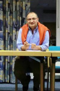 Prof. Dr. Omar Kamil (Bild: privat)