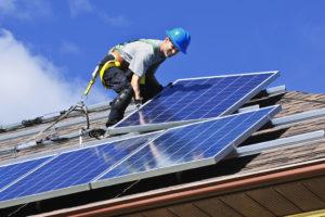 Photovoltaikanlage (Bild: Panthermedia)