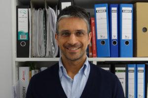 Dr. Davide Amato (Bild: Katharina Schieber)