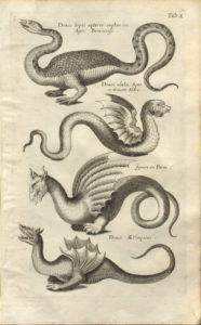 """Beispielseite aus Jan Jonstons """"Historiae Natvralis de Insectis Libri III"""". (Bild: Universitätsbibliothek Erlangen-Nürnberg)"""