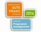 Gute Praxis Erasmus - Logo für Logo-Slider