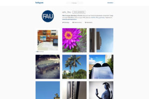 FAU on Instagram