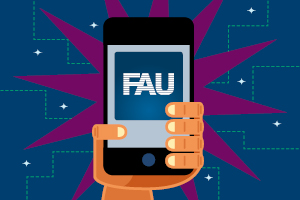 The FAU app for Android and iOS (Image: FAU)