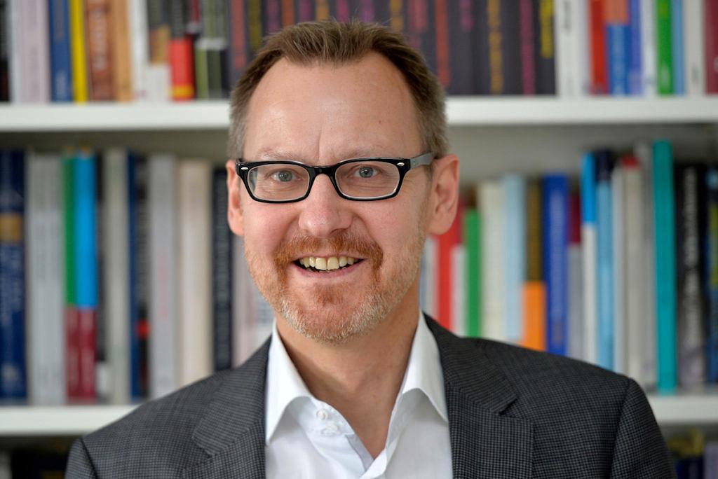 PD Dr. Michael Krennerich vom Lehrstuhl für Menschenrechte und Menschenrechtspolitik. (Bild: Harald Sippel)