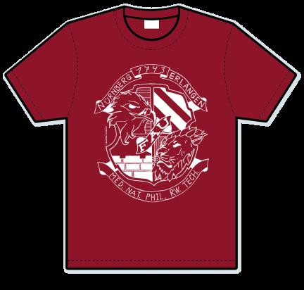 The winning t-shirt design