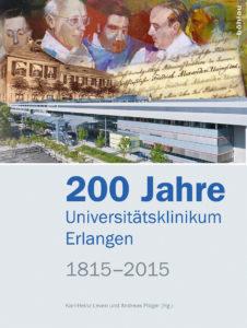 Chronik 200 Jahre Universitätsklinikum - Titelblatt