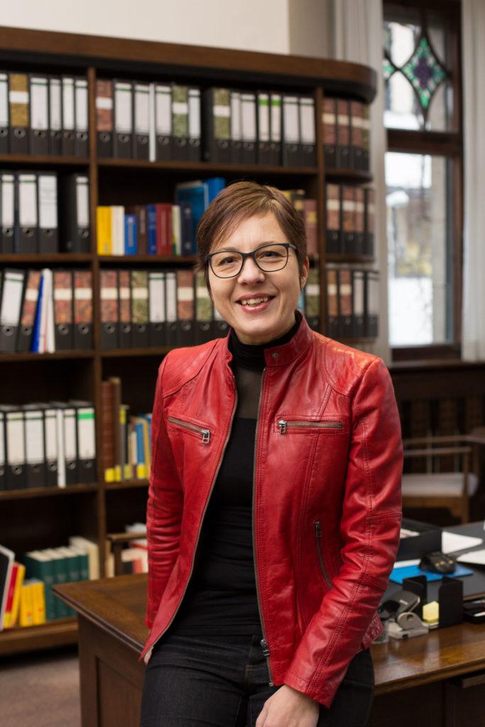 Seit 2010 leitet Konstanze Söllner die Universitätsbibliothek Erlangen-Nürnberg. (Bild: Erich Malter)