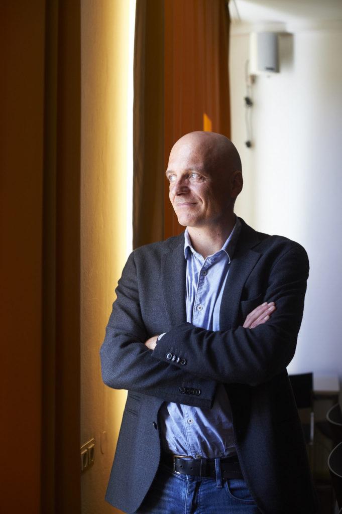 Prof. Dr. Jan Weyand vom Institut für Soziologie der FAU. (Bild: FAU/DavidHartfiel)