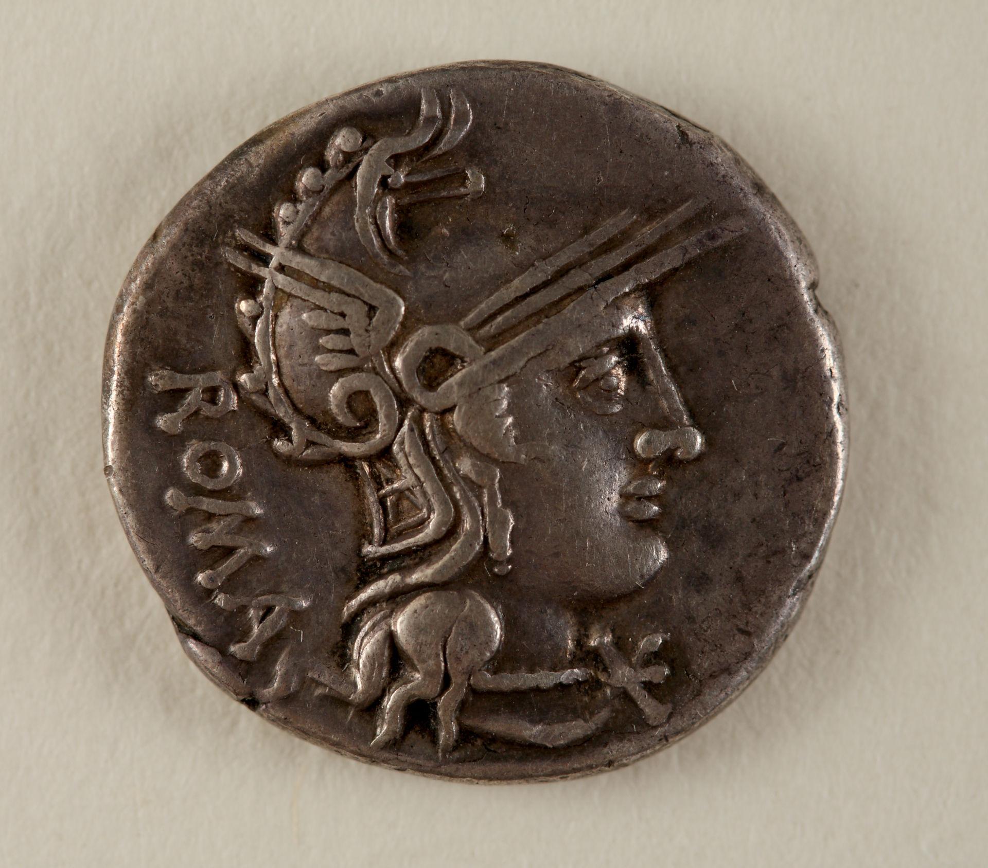Von Münzen Und Mythen Im Alten Rom Friedrich Alexander Universität