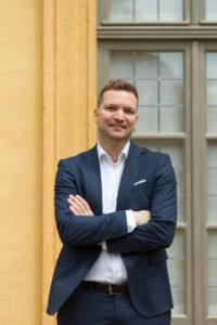 Alumni-Interview mit Philipp Stein (Foto: Franziska Sponsel)