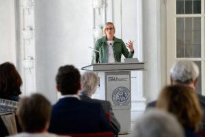 Vizepräsidentin Prof. Dr. Antje Kley
