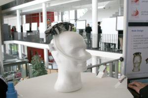 Atemmaske-Prototyp (Bild: FAU/Piecha)