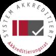 Siegel Logo Systemakkreditierung