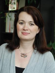 Humboldt-Forschungspreisträgerin Prof. Dr. Paula Diaconescu