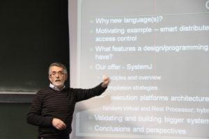 Humboldt-Forschungspreisträger Prof. Dr. Zoran Salcic